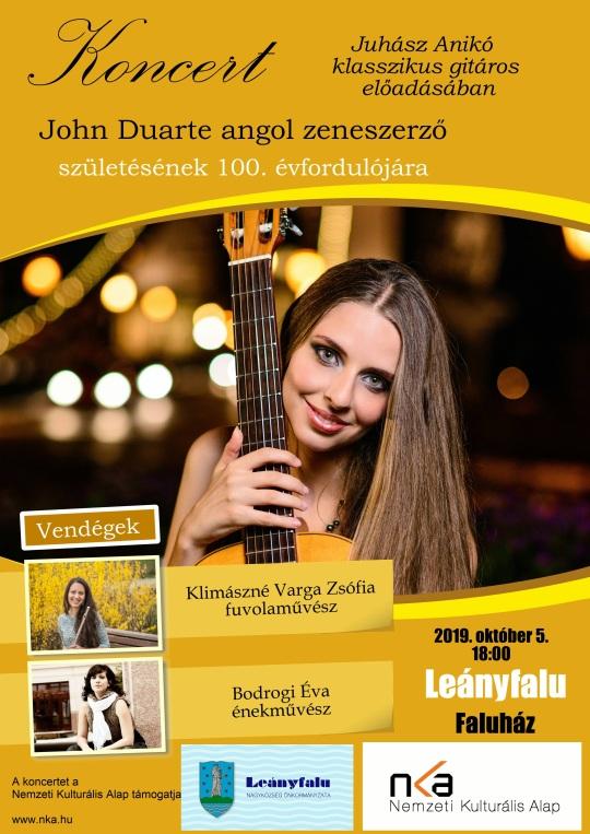 John Duarte Leányfalu 2